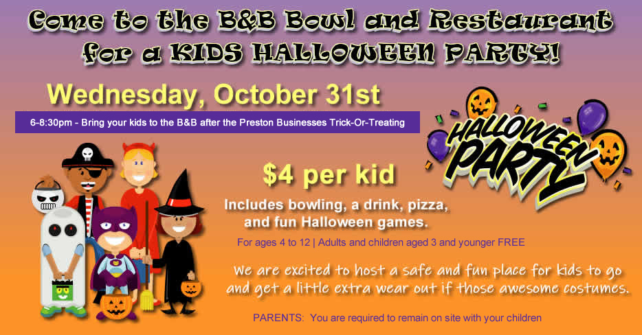 B&B Bowl and Restaurant - Preston, Minnesota - Bowling, Dining, Bar, Lounge, Pool, Bingo, Pull Tabs, Family, Pizza, Burgers, Sandwiches, Specials