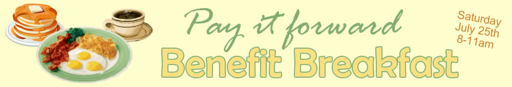 B&B Bowl and Restaurant  in Preston, Minnesota - Pay it Forward Benefit Breakfast